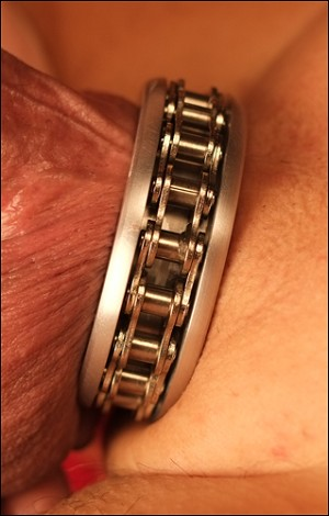 Bad Dude Cock Ring