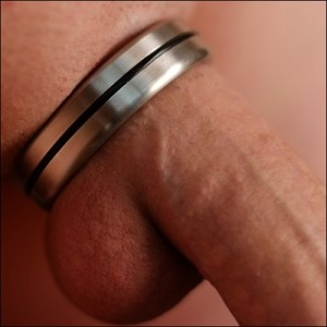 Designer Series SS Single Accent Cock Ring