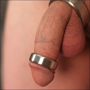 Narrow Heavy Duty Stainless Steel Head Ring